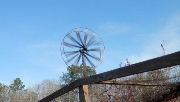 Windspinner Whirling