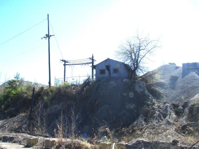 Abandoned Quarry Shack